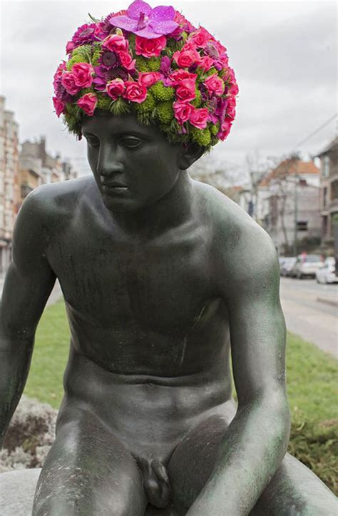 geoffroy mottart ancient statues blossom anew now beautifulnow