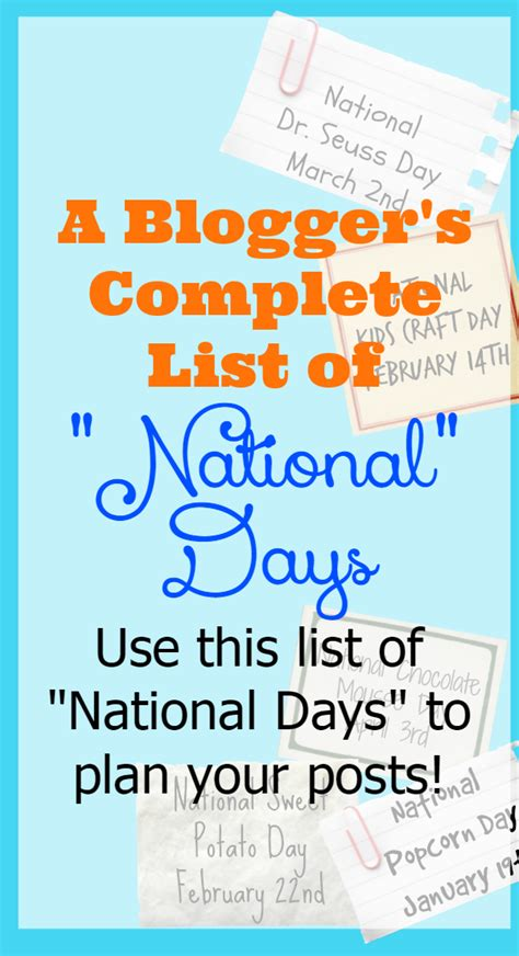 Calendar National Days A S List Of National Days Serendipity And Spice