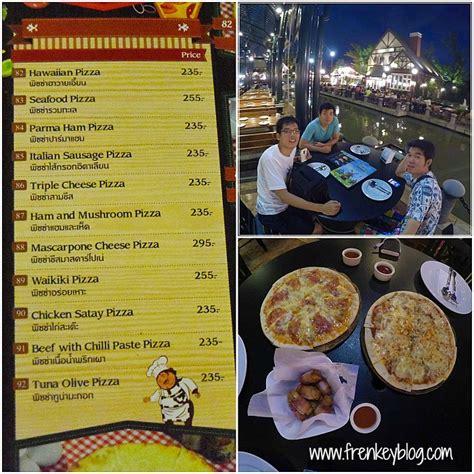 Harga Vans Patta chocolate ville tempat makan cantik di bangkok bernuansa
