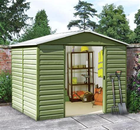 8×10 Garden Sheds For Sale