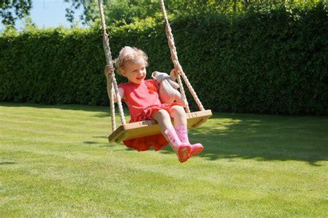 children swing personalised garden rope swings makemesomethingspecial