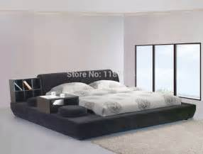 Cheap King Size Bed Online Get Cheap Modern King Bed Frame Aliexpress Com