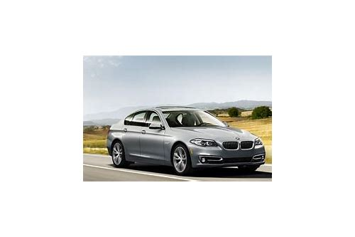 used bmw 5 series finance deals