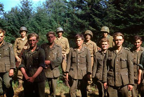 ohio prisoners ss numbers 貴重なカラー 1944年6月6日の ノルマンディー上陸作戦 の前後に撮られた写真24枚 dna