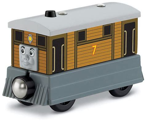 Friends Fisher Price Toby fisher price y4081 friends wooden railway roby the tram engine price review and buy