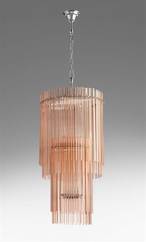 Cyan Design Chandeliers Swizzle Sticks Nine Light Chandelier By Cyan Design