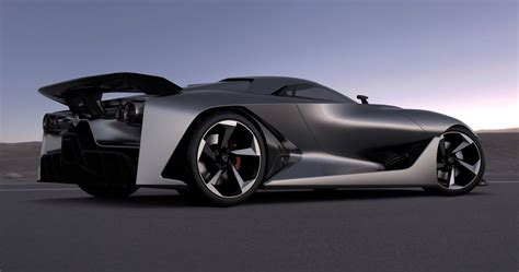 nissan gran turismo nissan reveals gran turismo concept the r36 gt r from