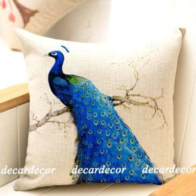 Sarung Bantal Sofa Set Merak beranda jual taplak meja dan sarung bantal sofa decar decor