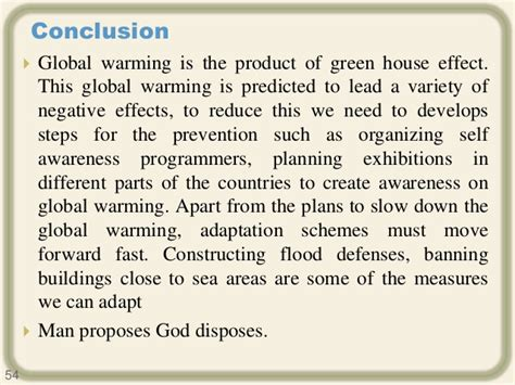 Introduction Essay Global Warming by Thesis Introduction About Global Wa