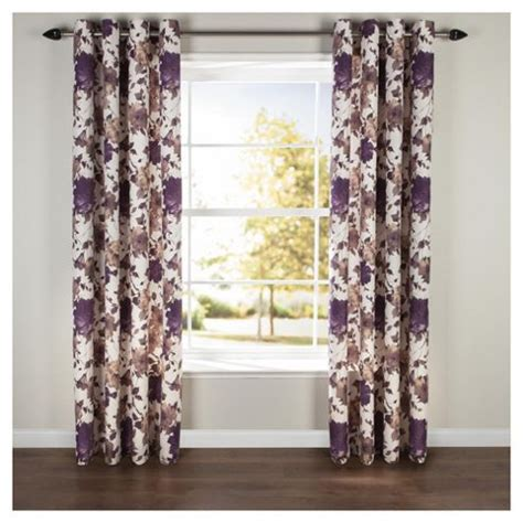 hand painted curtains buy hand painted floral eyelet curtains w229xl229cm 90x90