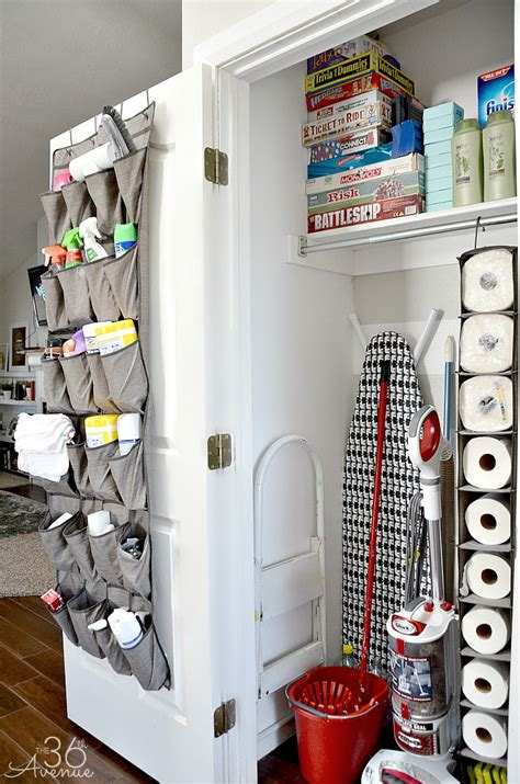 Closet Organization Supplies by Home Organization Ideas