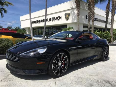 Aston Martin Of Palm by Pre Owned Aston Martin Palm Fl