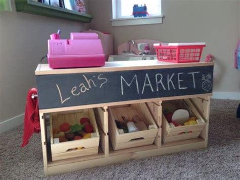 Ikea Hackers Kinderzimmer by Ikea Trofast Hacked Into Market Stand Ikea Hackers