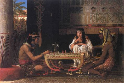women in the ancient world file egyptian chess players jpg wikimedia commons