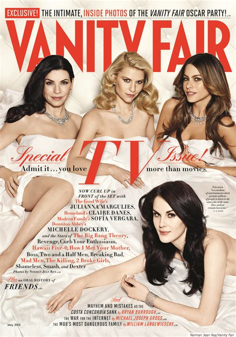julianna margulies claire danes downton abbey s michelle dockery joins claire danes