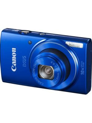 canon ixus 155 point & shoot camera(blue) price in india