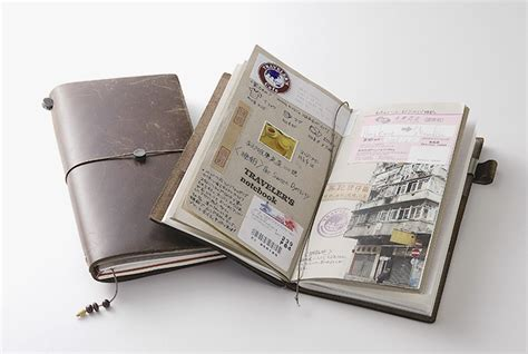 Top Quality Notebooks Other Promotional Paper Products - traveler s notebook starter kit regular size トラベラーズノート