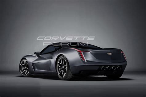 cadillac supercar is cadillac going racing with a mid engine supercar