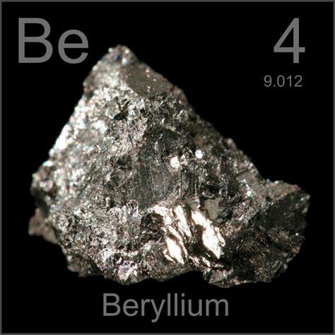 what color is lithium 4 beryllium