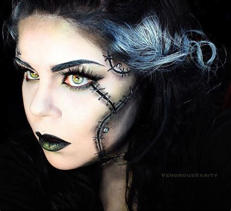 themes of beauty in frankenstein best frankenstein makeup for you wink and a smile