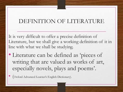 the meaning of books what is literature definition driverlayer search