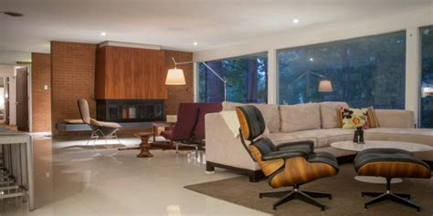 this charles e king s mid century house is a declaration
