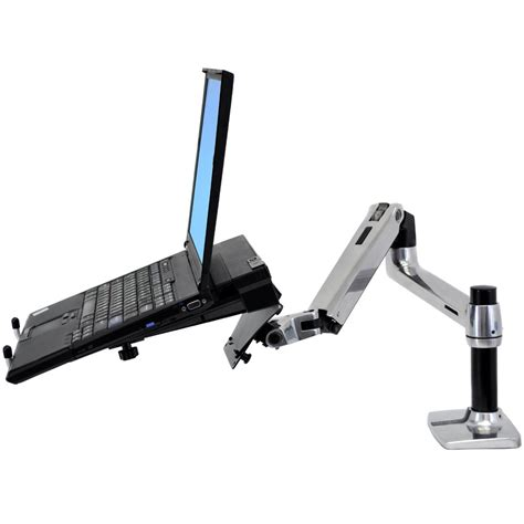 desk mount laptop arm ergotron lx