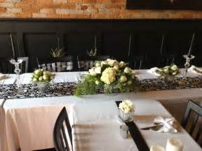 Decorating Ideas For Rehearsal Dinner Tables Dress Rehearsal Dinner Table Decor Ideas Nate S