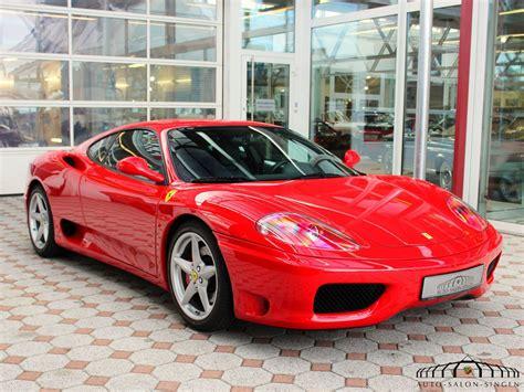 Ferrari Singen by Ferrari 360 Modena Coup 233 Auto Salon Singen