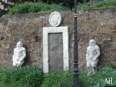 porta magica piazza vittorio roma la porta magica marchese di palombara