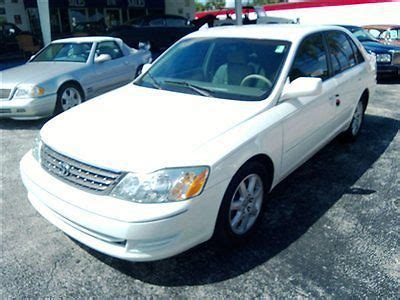 all car manuals free 2004 toyota avalon electronic valve timing buy used 2004 toyota avalon xls leather all power automatic only 75k miles like new fl ka in