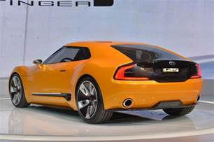 Kia Gt Stinger 169 Automotiveblogz Kia Gt4 Stinger Concept Detroit 2014