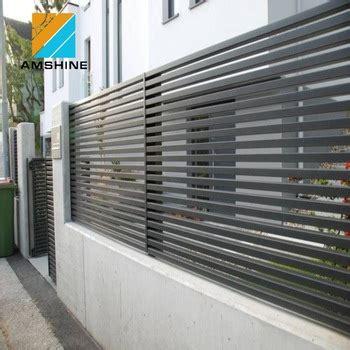 aluminium louver slat fence 65*16 slat buy louver slat