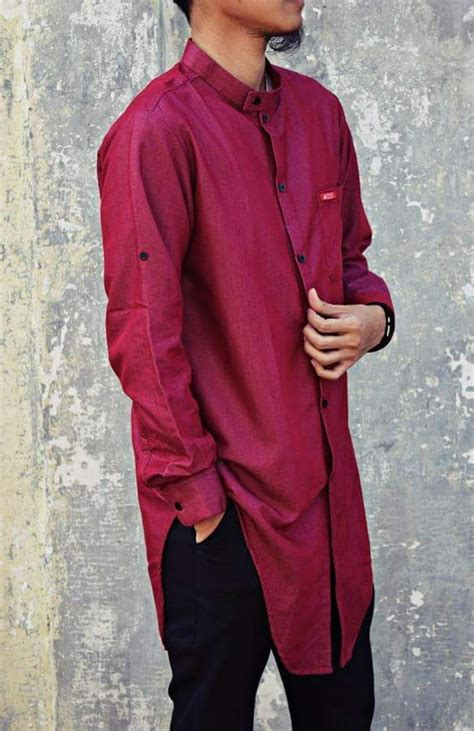 Exclusive Kemeja Koko Modern Lgt Recomended 17 best images about adam s baju muslim pria on models polos and casual