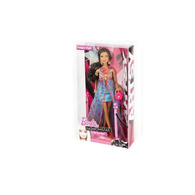 Tas Fashion 671 gown fashionistas doll artsy by mattel shop