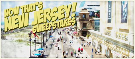 Nj Sweepstakes - visit nj now that s new jersey sweepstakes