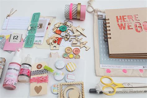crafting kits for travel craft kit dear lizzy