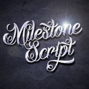 tattoo fonts modern 25 best ideas about cool handwriting fonts on