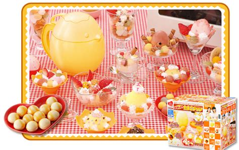 Happy Kitchen by Japan Trend Shop Happy Kitchen Tamago Purin Egg Pudding Set