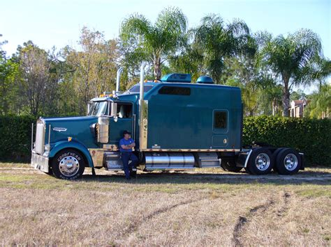 kenworth sleeper the world s best photos by customkw flickr hive mind