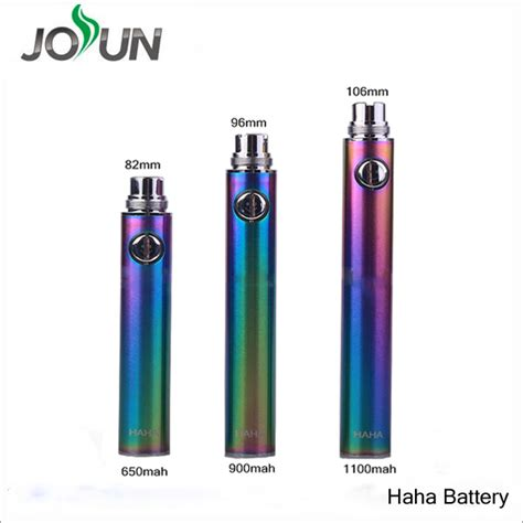 Battery Ego Ce5 1100mah Ori Import 5pin micro passthrough battery haha battery from josun
