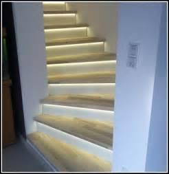 treppe led beleuchtung led beleuchtung treppenstufen inspiration design familie