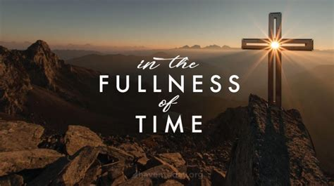 The Fullness Of Time Raeford Presbyterian Church
