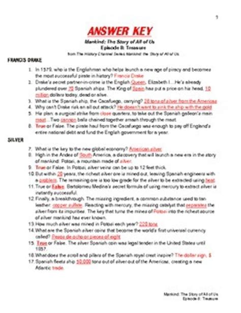 Mankind The Story Of All Of Us Worksheet Answers by 100 Us History Worksheets And Answers 113 Best 8th