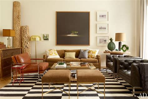 nate berkus living room famous folk at home at home with nate berkus