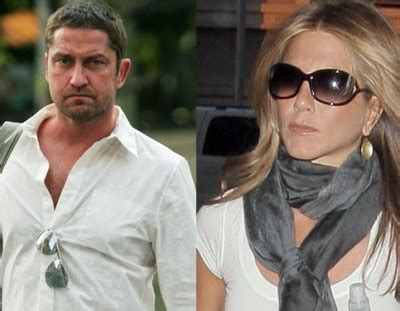 So What If Aniston Is Dating A Hunk by Aniston Gerard Butler Find Dating Rumours