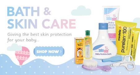 Harga Bak Mandi Bayi Richell bath skin care