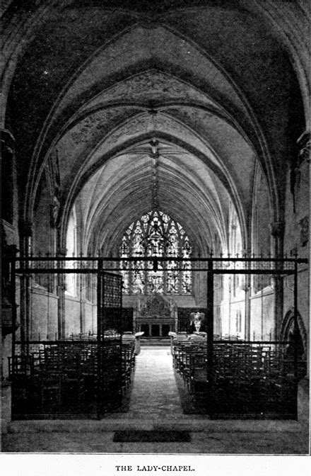 The Cathedral Church Of Chichester, by Hubert C. Corlette.