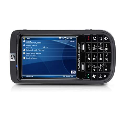 hp mobile price hp ipaq 610c mobile price