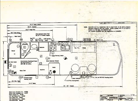 vintage airstream floor plans airstream motor homes new car release date and review